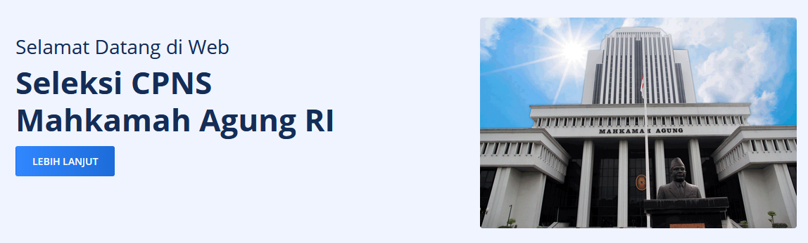 Pelaksanaan Seleksi Kompetensi Dasar (skd) Cpns Mahkamah Agung Republik Indonesia Tahun Anggaran 2021